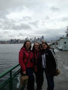 UTM and Bethel University students on Spring Break missions in Seattle.