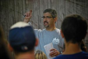 Jeff at Fall retreat 2012 pic