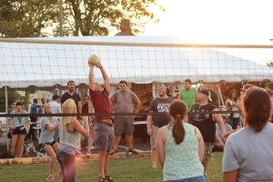 Volleyball at APSU BCM