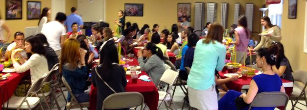 etsu international easter dinner