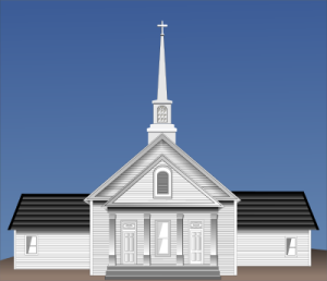 church clip art