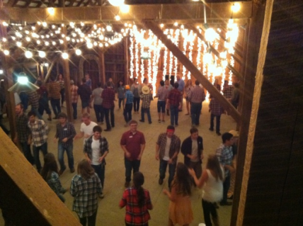 UTK Barn Party