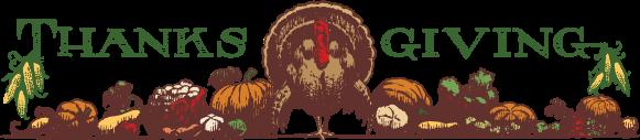 large thanksgiving