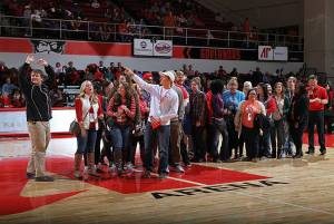 APSU Basketball recognition