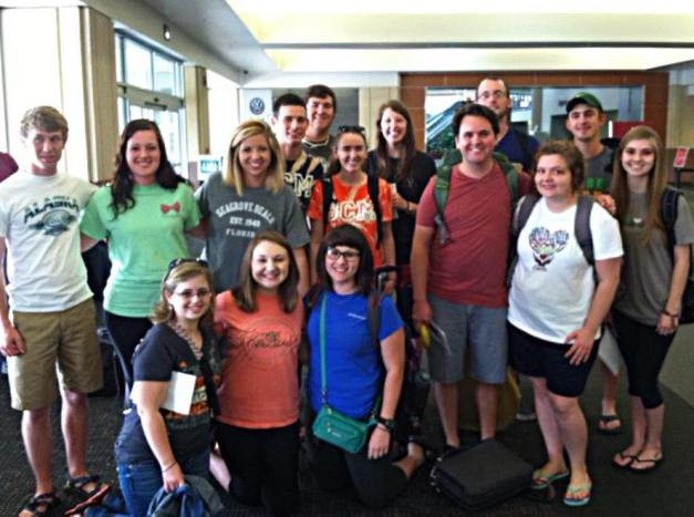 Cleveland State BCM Nicaragua