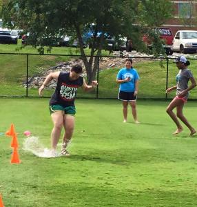 Austin Peay BCM Water Relay Games