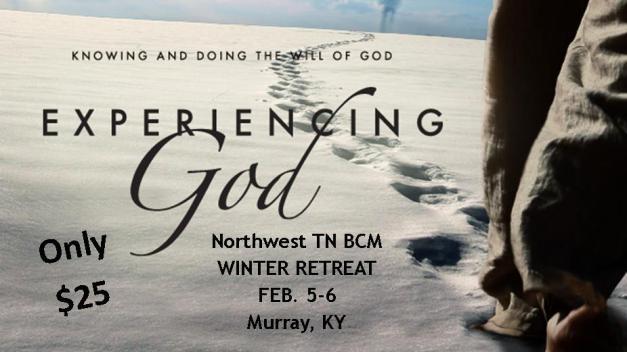Northwest TN BCM Winter Retreat