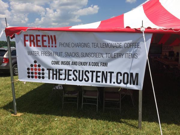 Jesus Tent