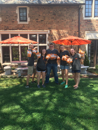 2017 UT Move in and gummies